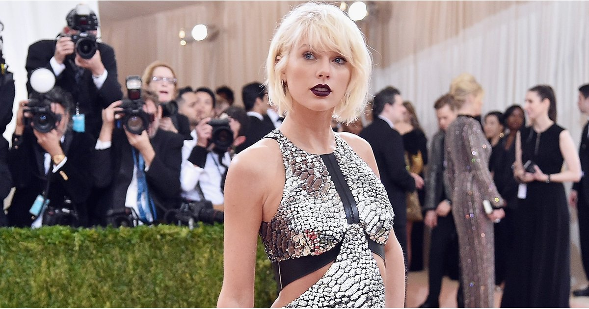 why wasnt taylor swift at the 2018 met gala lose belly fat